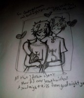 fantroll and other fantroll in love because they're stupid.