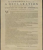 Declaration of Ind.