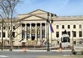 Visiten Franklin Institute en centro de la ciudad Philadelphia