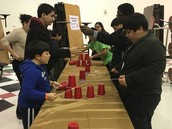 Stacking Cup Challenge