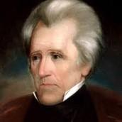 Andrew Jackson's plan