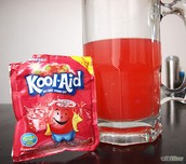 We have kool aid and melons!