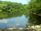 What are some fishing hot spots?