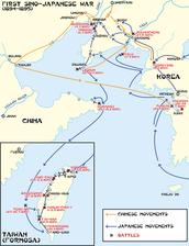 Sino-Japanese-Japanese War-1894-1895