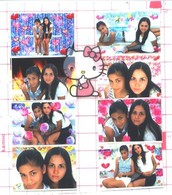 Example of Purikura! :D