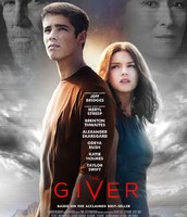 The Giver movie cover