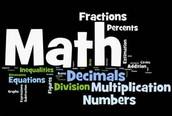 Math Instructional Focus
