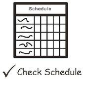 Scheduling Collaborative Update