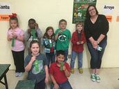 1st Grade UIL Winners and Participants