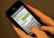 Through texts