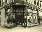 A&P Grocery Chain