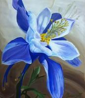 Blue in Bloom