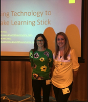 Web 2.0 tools at GCSS with Erin and Erin