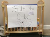 """Stuff the Crib"""