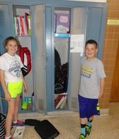 Clean Locker Friday