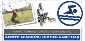 ZENITH LEARNING SUMMER CAMP 2015