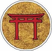 Shintoism symbol
