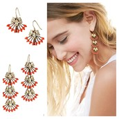 Coral Cay Earrings $24