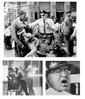Bull Connor and his fire hoses