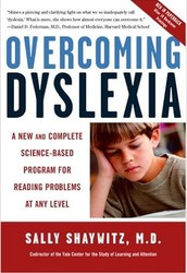 Book Nook: Overcoming Dyslexia by Dr. Sally Shaywitz