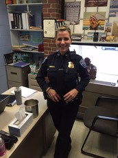 Staff Profile: Detective Armitstead (School Resource Officer)