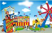 Reading Carnival May 20