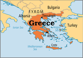 Where Greece is located