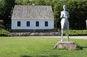 Кућа у Смиљану у којој се родио Тесла