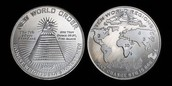 """Our """"New World"""" coins!"""