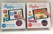 Tiggly Words and Tiggly Math