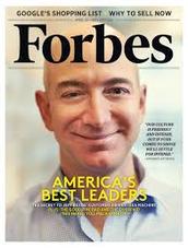 About Jeff Bezos