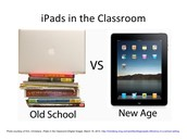 Old School vs. New Age