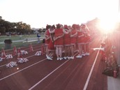 Pony Cheerleaders!