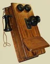 The First Ever Phone