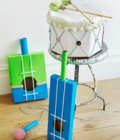 Musical Instruments and other ideas