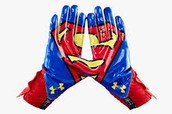 UA Highlight gloves