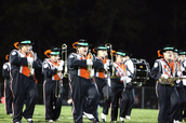 NLHS Marching Band