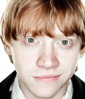 "Ronald Weasley as ""Bassanio"""