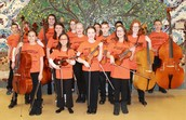 West Students Participate in Strings Festival
