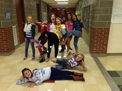 We're awesome 6th graders!