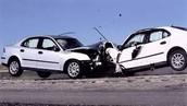 حادث بسبب الكحول