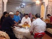 Hospitality is a very big deal in Morocco