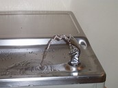 Parabola of a Water Fountain