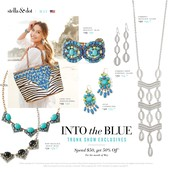 Plan a Girls' Night this month and earn hundreds of dollars in Stella & Dot products!