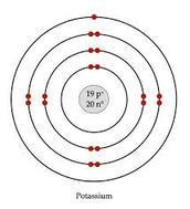 Atom of Potassium
