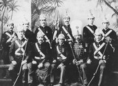The Hawaiian League and Honolulu Rifles