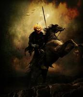Headless Horseman/Hessian