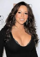 Mariah A. Carey-(1970-