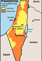 The Jewish Wait for a State Ends in 1948