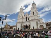 Basílica de El quinche